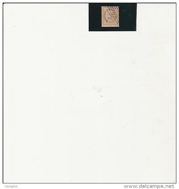 EMISSION CERES -SIEGE DE PARIS - N° 36 OBLITERE  - COTE 90 € - 1870 Siege Of Paris
