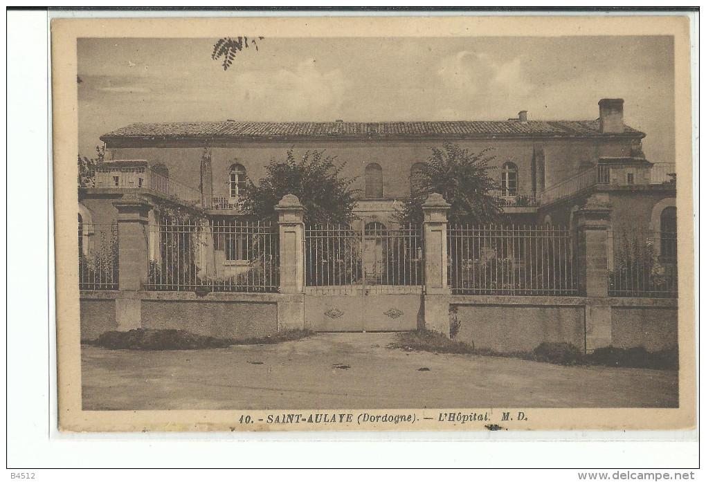 24 SAINT AULAYE L'Hôpital - Otros Municipios