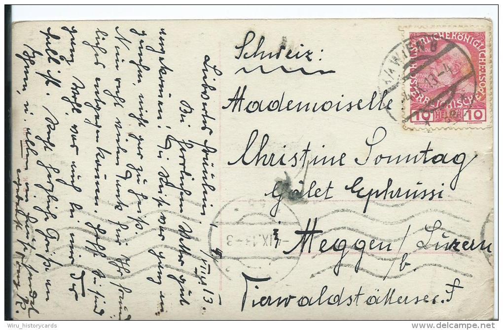 AK 0348  Wien - Prater-Hauptallee Um 1913 - Prater