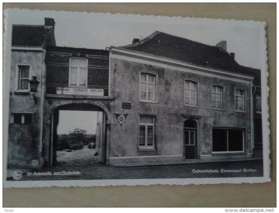 Sint Amands Geboortehuis Van Emmanel Rollier - Sint-Amands