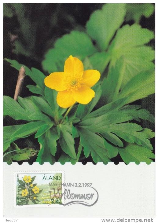 Aland - Carte Maximum - Aland