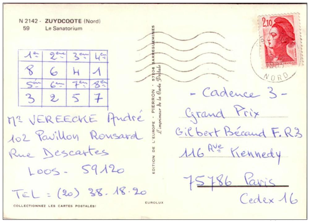 ZUYDCOOTE  /LOT  1503 - France