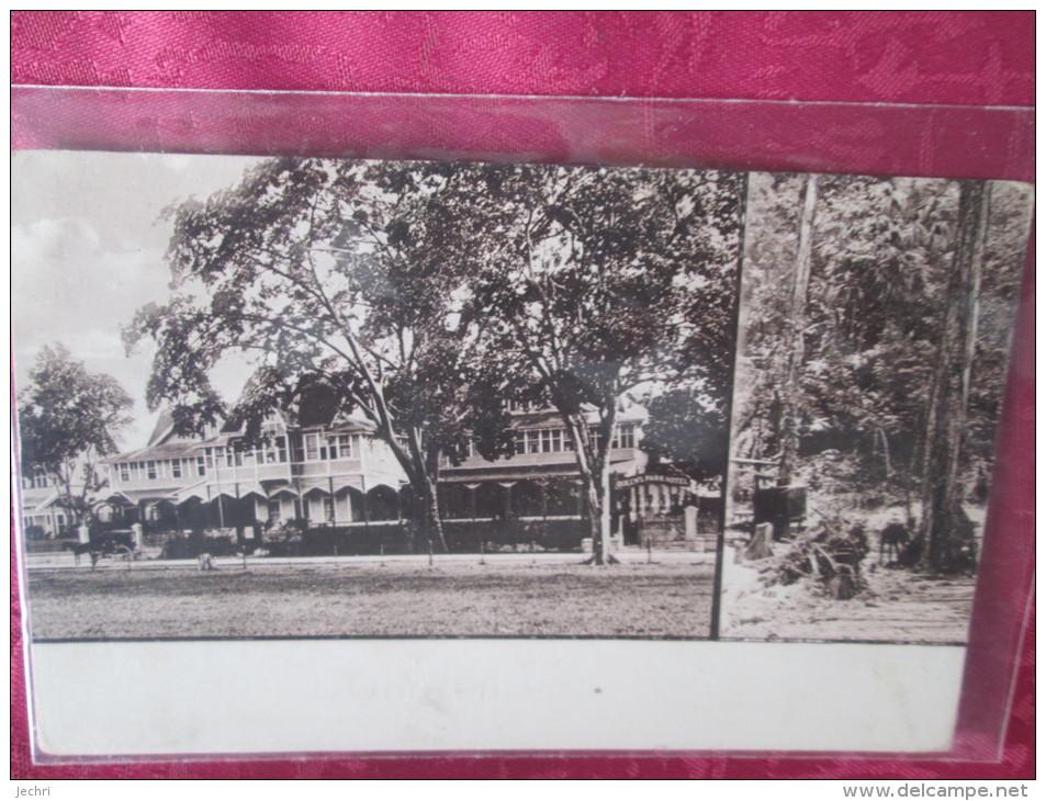 ANTILLES . TRINIDAD . QUEEN S PARK HOTEL - Postkaarten