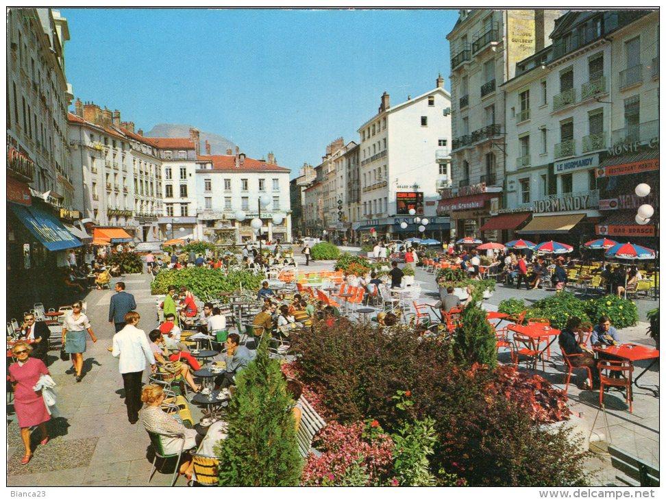 B20691 Grenoble - Place Grenette - Sin Clasificación