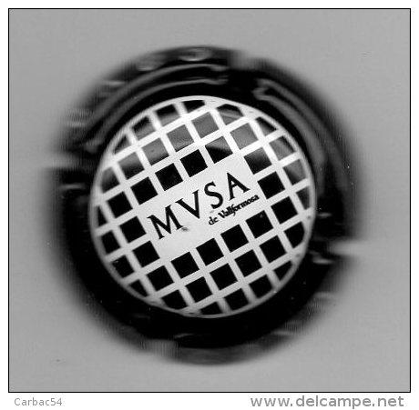 Capsule Espagnole Mousseux Ou Crémant   MVSA Vallformosa - Capsules & Plaques De Muselet