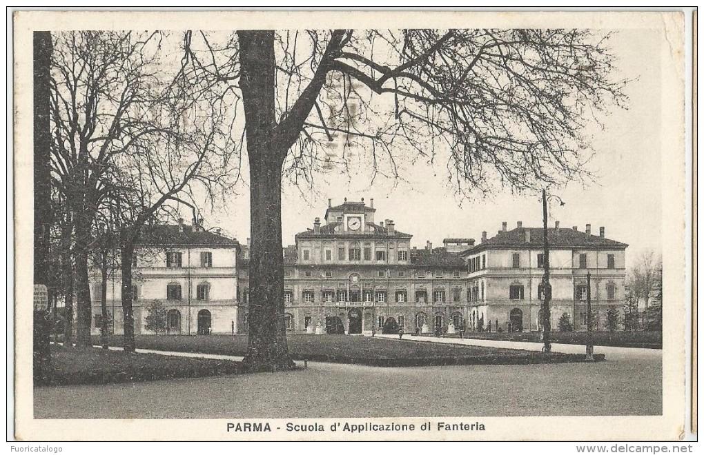 PARMA SCUOLA D'APPLICAZIONE DI FANTERIA -FP - Parma