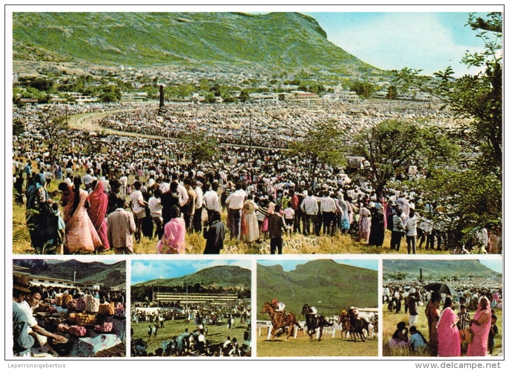 Carte Postale - Maurice -  Mauritius - Port-Louis  -Le Champ De Mars - Maurice