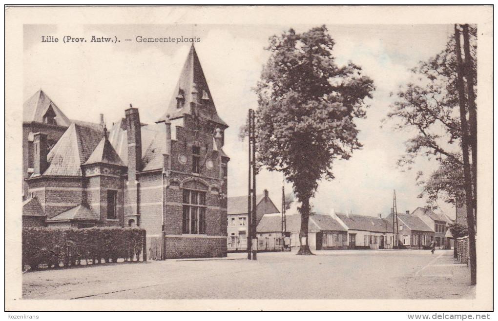 Lille - Gemeenteplaats Kempen - Lille