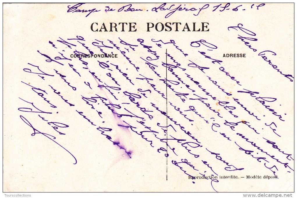 CPA ALGERIE - GEISER - Ma Belle Mère - Décolleté Poitrine - Humour - Femme Pensive Type Arabe - Algérie