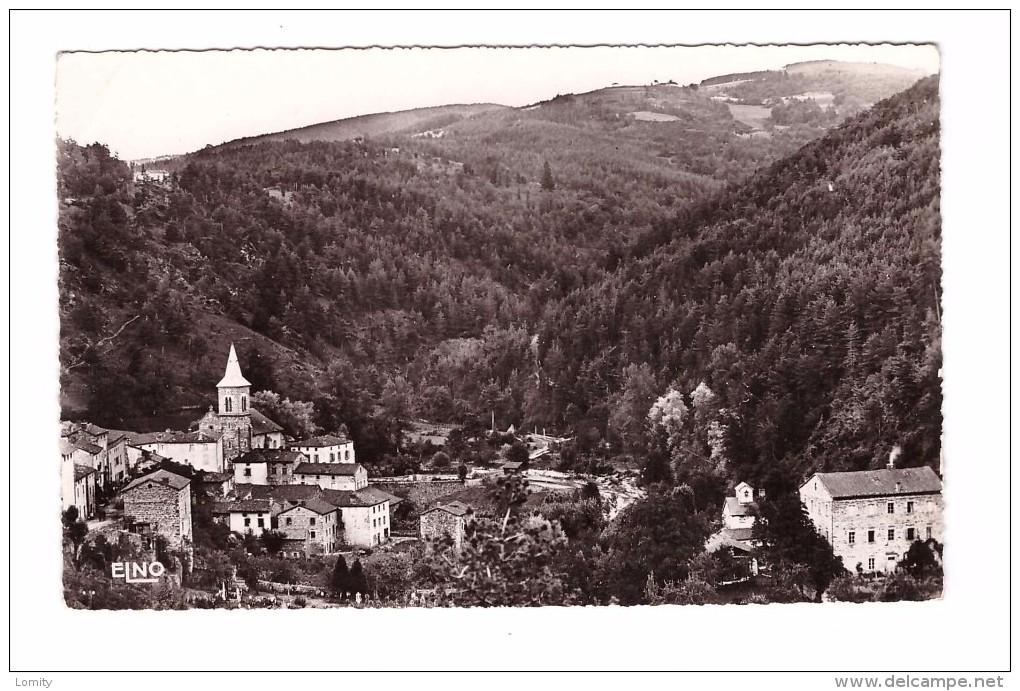 43 Saint Didier Sur Doulon Paysage Sur La Vallée Maison De La Colonie Les Myrtilles Edit Margerit N°14710 - France