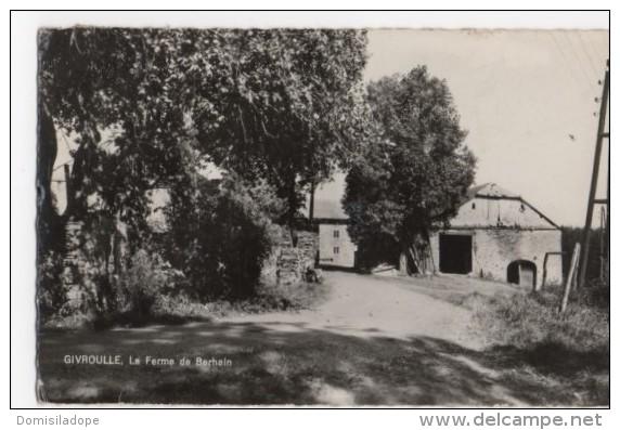 Givroulle , La Ferme De Berhain - Bertogne
