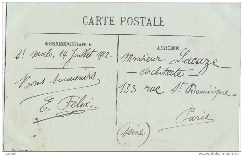 LE CAP FREHEL  ( 22  )  L'aiguille Et Le Gouffre - Cap Frehel