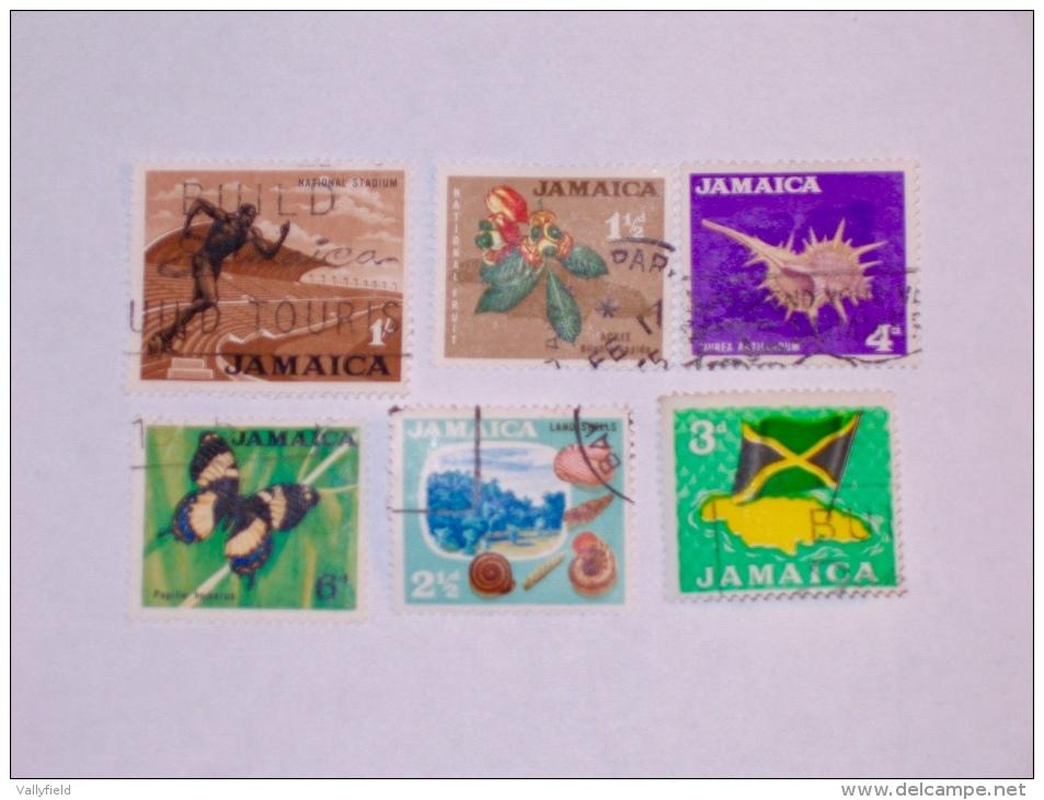 JAMAIQUE / JAMAICA    1964   LOT# 17 - Jamaique (1962-...)
