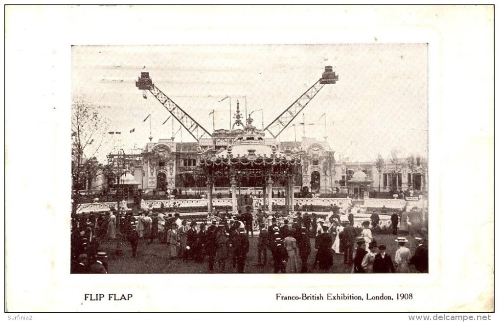 EXHIBITION - FRANCO-BRITISH - FLIP-FLAP - Exhibitions