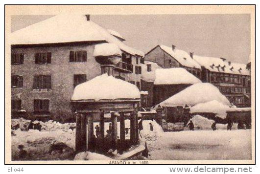 Asiago - Grande Nevicata - - Vicenza