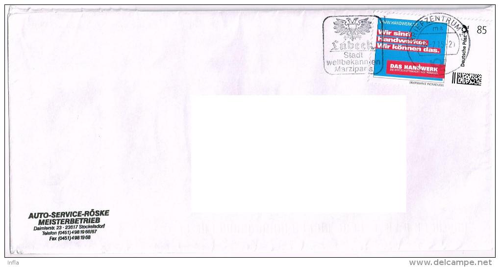 Briefmarke Individuell, Das Handwerk  Porto 85 Ct. - [7] Federal Republic