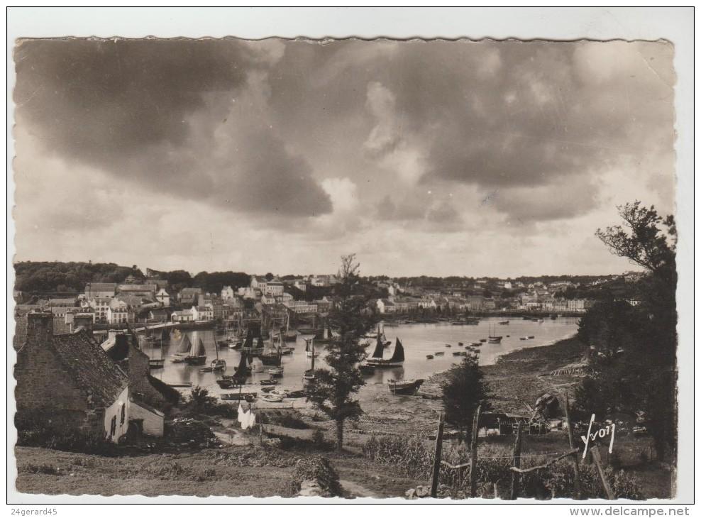 CPSM AUDIERNE (Finistère) - Le Port - Audierne