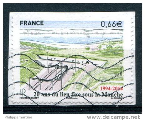France 2014 - YT 4861 (o) Sur Fragment - Francia