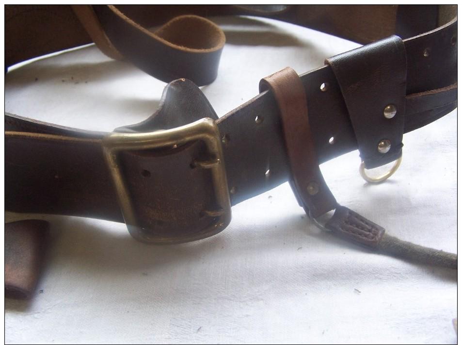 Lot Beaudrier Russe  Reconstittution  Urss - Equipment
