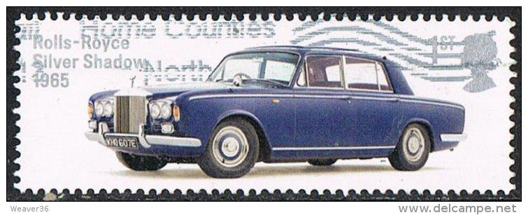 GB 2013 British Automobiles 1st Type 2 Good/fine Used [27/23747/ND] - 1952-.... (Elizabeth II)