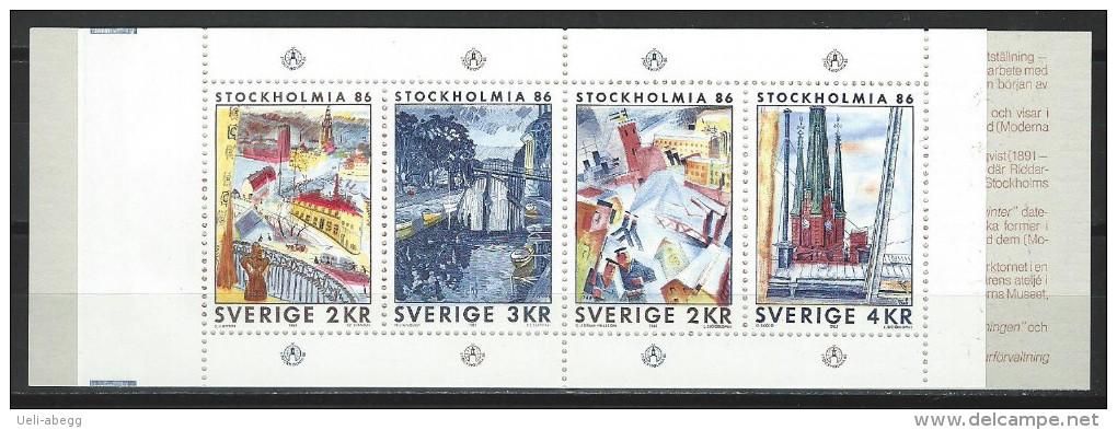 Schweden Mi MH 107 ** - 1981-..