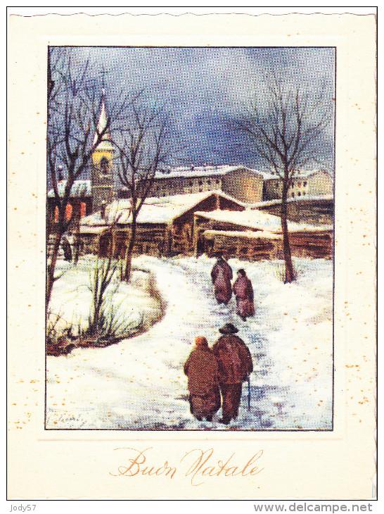 BUON NATALE - Kerstmotief