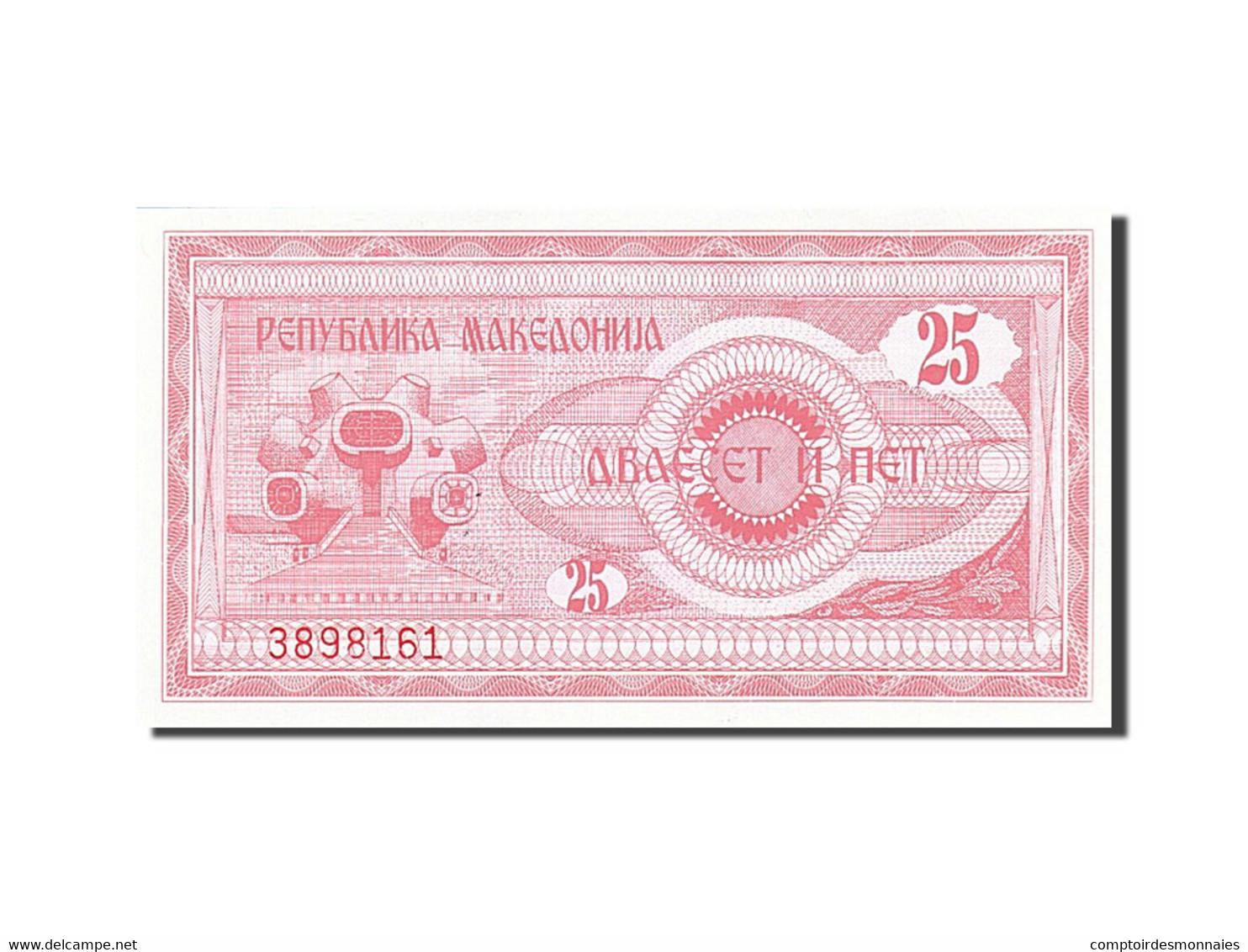 Macédoine, 1992, KM:2a, 1992, NEUF - Macédoine