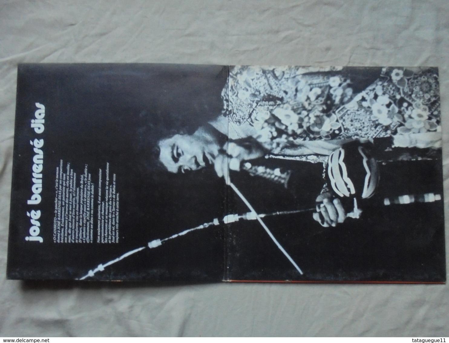 Disque Vinyle 33 T JOSE BARRENSE DIAS Isto E Brasil - Jazz