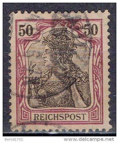 Deutsches Reich - Mi-Nr 61 Gestempelt / Used (B1164) - Deutschland