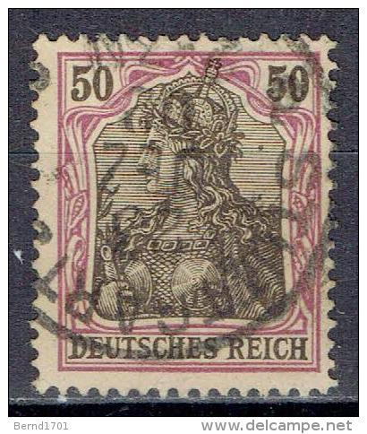 Deutsches Reich - Mi-Nr 76 Gestempelt / Used (B1166) - Gebraucht