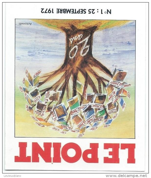 Calendrier De Poche/Journal / Le POINT//Paris/1993      CAL274 - Petit Format : 1991-00