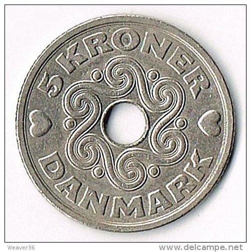 Denmark 1990 5 Krone - Denmark
