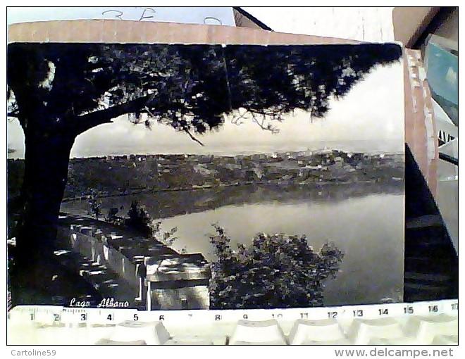 ALBANO LAZIALE  LAGO E VEDUTA  VB1957  FJ11067 - Italia