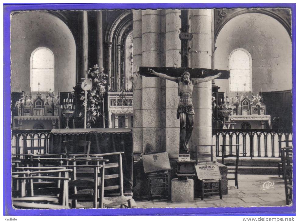 Carte Postale 46. Rocamadour  Le Christ Sur La Croix De La Basilique    Trés Beau Plan - Rocamadour
