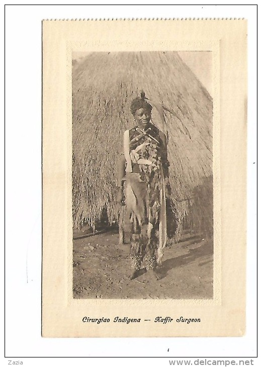 AFD.0177/ Kaffir Surgeon - Mozambique