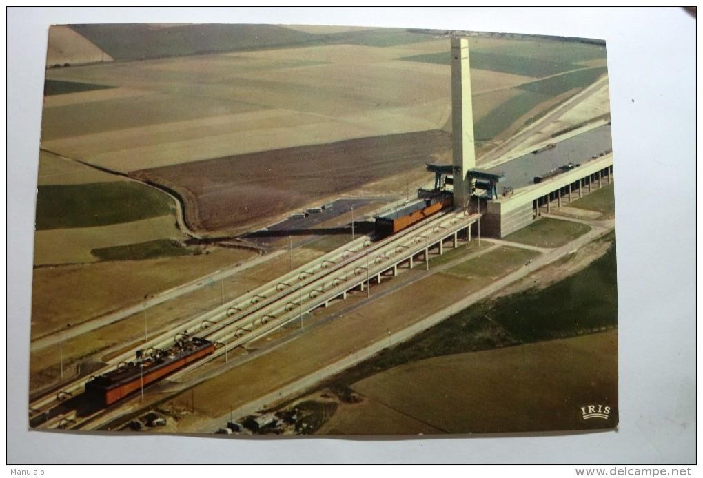 Roquieres - Plan Incliné - Hellend Vlak - Batellerie - Braine-le-Comte