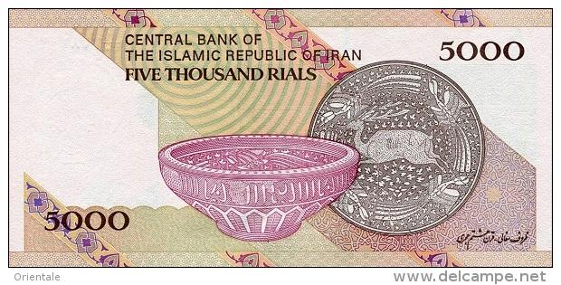 PERSIA P. 152 5000 R 2013 UNC - Iran