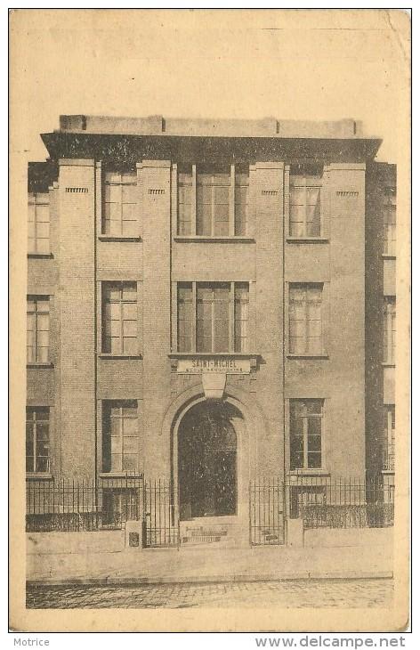 PARIS - Ecole Saint Michel, 47 Boulevard De Picpus. Entrée De L'école. - Arrondissement: 12
