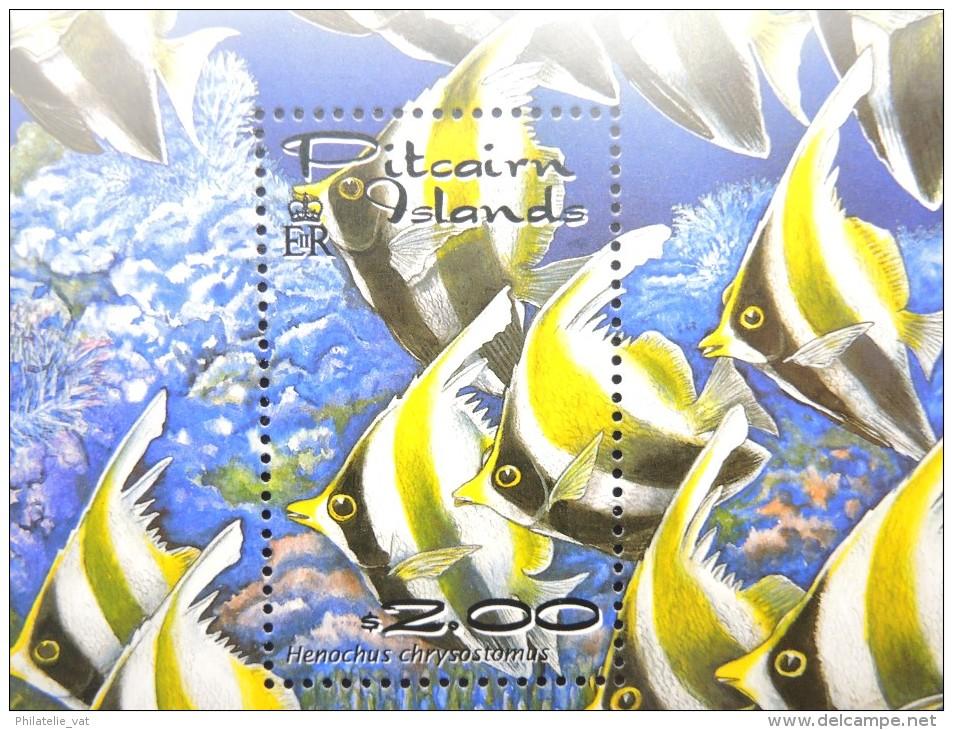 ILES PITCAIRN - Bloc Luxe Avec Texte Explicatif - Belle Qualité - À Voir -  N° 11783 - Stamps