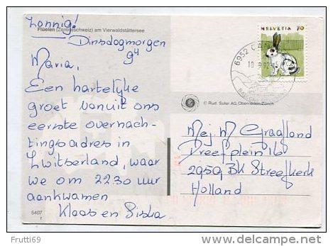 SWITZERLAND - AK 263874 Flüelen - UR Uri