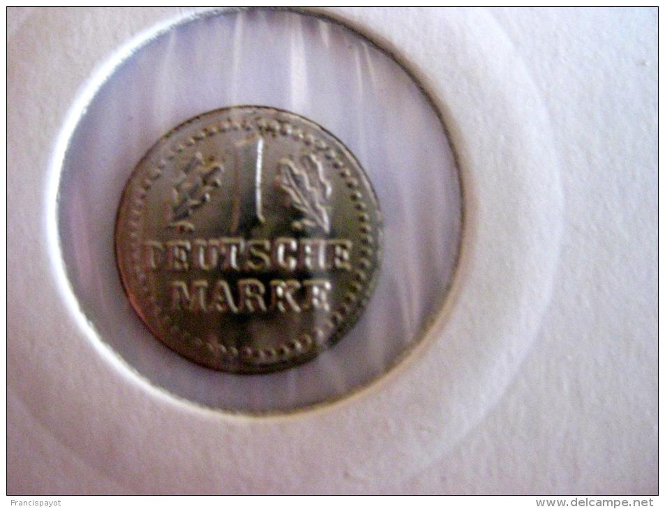 Spielmarke 1 Reich Mark (Lauer), 2 Pfennig + 1 Deutsche Marke - Casino