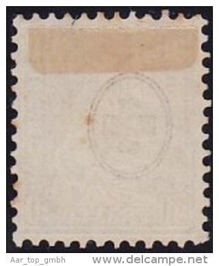 Schweiz Heimat Spezielle Stempel Postkreis-Stempel III Auf Sitzende 50Rp. Zu# 51 Sehr Selten - Oblitérés