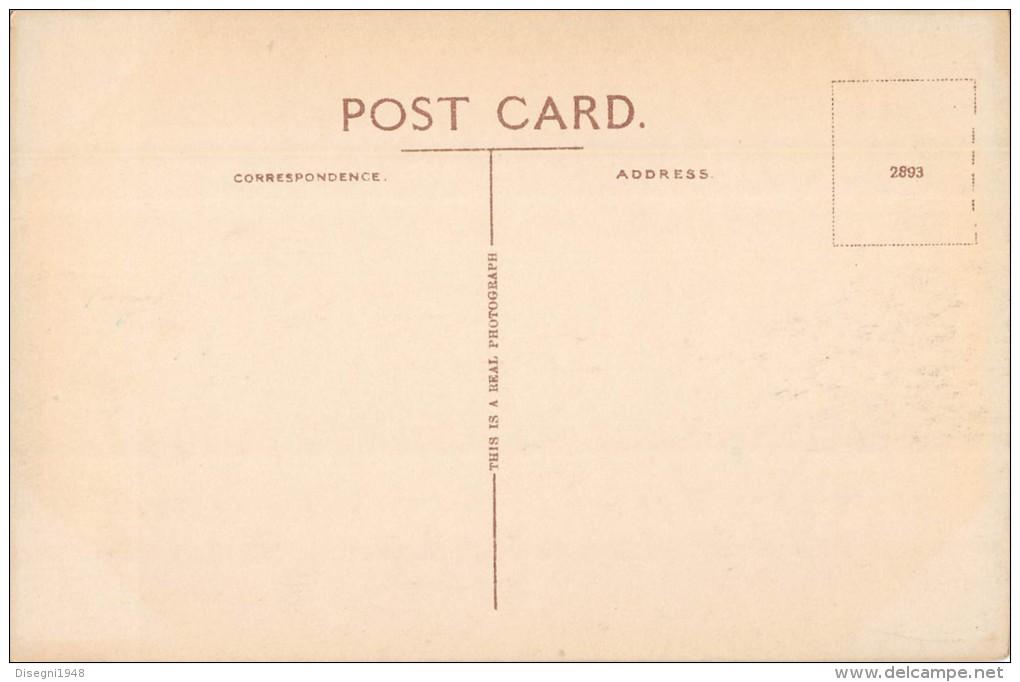 "05019 ""U. K.- ENGLAND - SOMERSET - BATH - HIGH ST. ANG GUILDHALL"" ANIM. TRAMWAY CART. POST. ORIG. NON SPEDITA - Bath"
