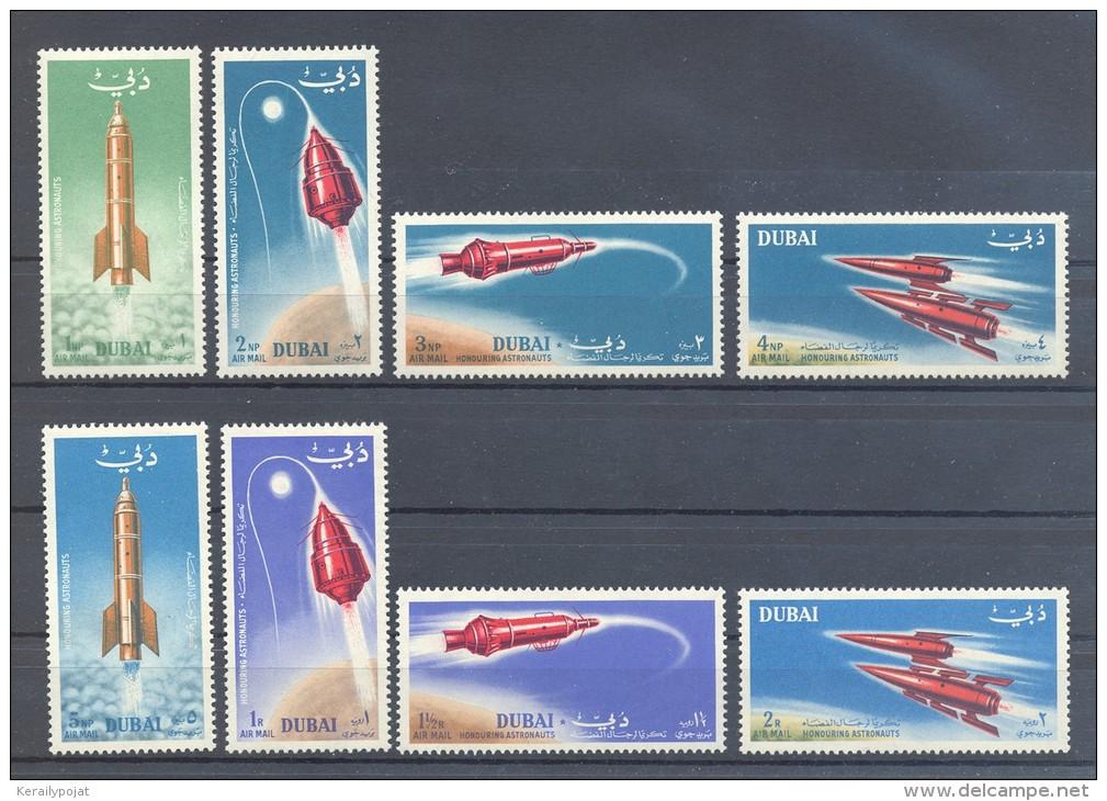 Dubai - 1964 Space MNH__(TH-10133) - Dubai