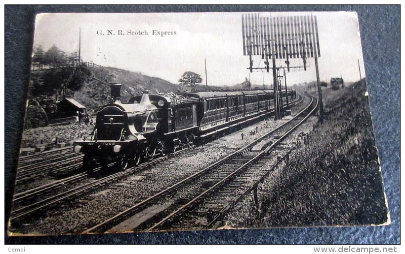 CPA - G. N. R. Scotch Express - 1905 - Non Classificati