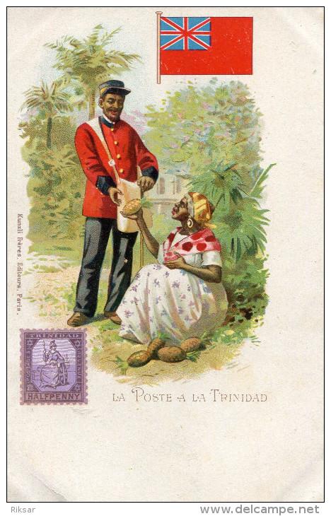 TRINIDAD(POSTE) - Trinidad
