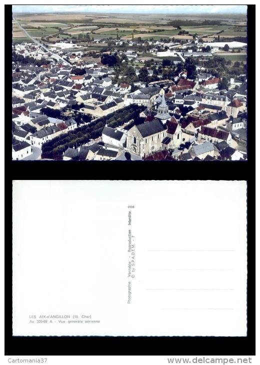 17916  Les Aix Angillon    N°-72797 - Les Aix-d'Angillon