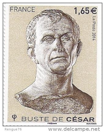 2014 Buste De César - France