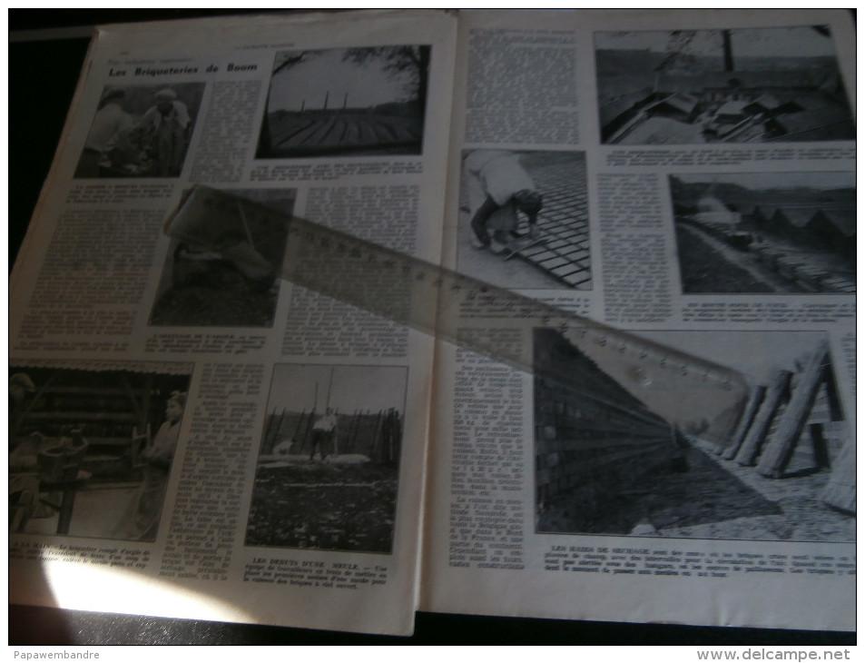 Le Patriote Illustré 41 (09/10/1938) : Boom, Konferenz München 1938, Hitler, Etc - Books, Magazines, Comics