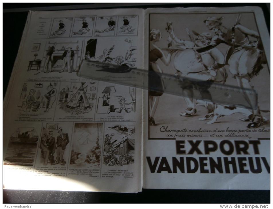 Le Patriote Illustré 41 (09/10/1938) : Boom, Konferenz München 1938, Hitler, Etc - Boeken, Tijdschriften, Stripverhalen